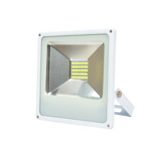 Venta caliente 10W 30W 50W 100W LED Flood Light Aluminium con Osram 5630 Lámpara de exterior